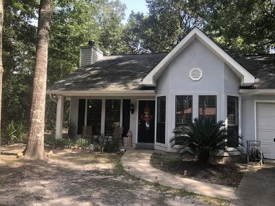 Diamondhead Single Family Home For Sale: 7318 Akaka Ct