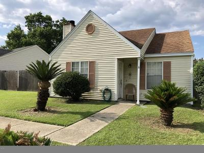 Gulfport Single Family Home For Sale: 13410 Windsong Dr