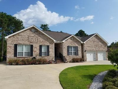 Gulfport Single Family Home For Sale: 12501 Highland Dr