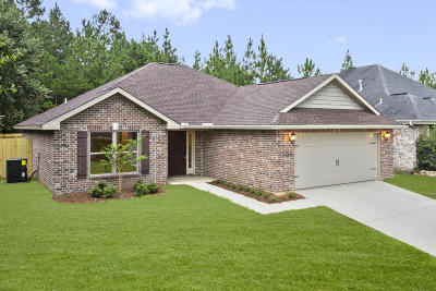 Gulfport Single Family Home For Sale: 18074 Greenleaves Dr