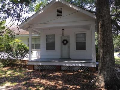 Biloxi Single Family Home For Sale: 217 Santini St