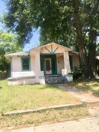 Gulfport Single Family Home For Sale: 1113 36th Ave