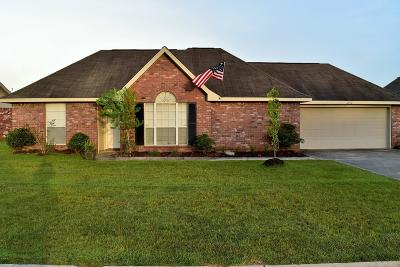 Ocean Springs Single Family Home For Sale: 2112 Irma Cir