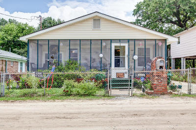 Biloxi MS Single Family Home For Sale: $49,900