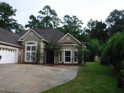 Diamondhead Single Family Home For Sale: 94174 Bayou Dr