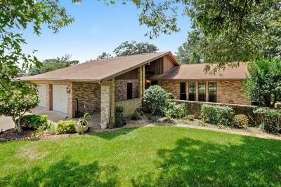 Diamondhead Single Family Home For Sale: 5513 Golf Club Dr