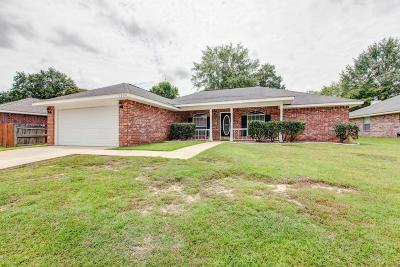 Gulfport Single Family Home For Sale: 13511 Huntington Cir