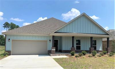 Biloxi MS Single Family Home For Sale: $303,725