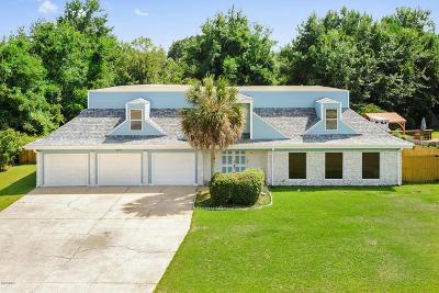 Diamondhead Single Family Home For Sale: 5594 E Diamondhead Dr