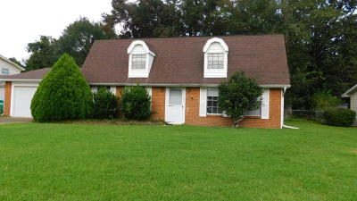 Gulfport Single Family Home For Sale: 11466 Pine Dr