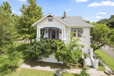 Bay St. Louis Single Family Home For Sale: 201 Citizen St