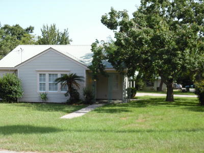 Gulfport Single Family Home For Sale: 1221 27th St