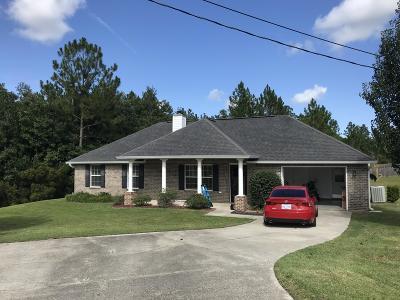 Saucier Single Family Home For Sale: 21766 Ridgeview Dr