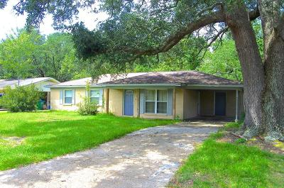 Gulfport Single Family Home For Sale: 12 Pembrook Cir