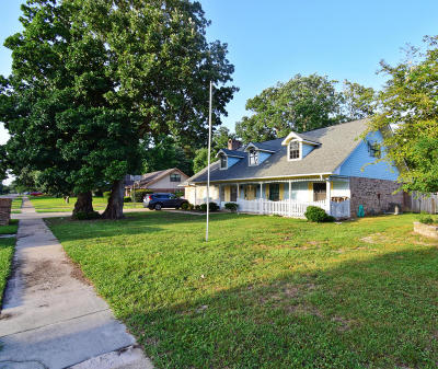 Gulfport Single Family Home For Sale: 810 Ford St