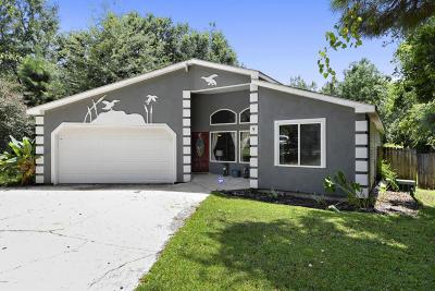 Diamondhead Single Family Home For Sale: 8726 Malino Pl