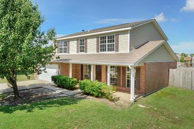 Ocean Springs Single Family Home For Sale: 2400 Shelby Ln