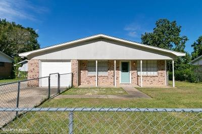 Gulfport Single Family Home For Sale: 108 Ralph Dr