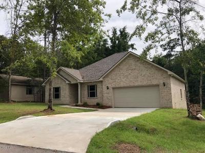 Diamondhead Single Family Home For Sale: 6539 Alakoko Dr