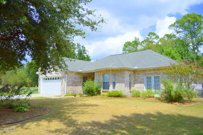 Gulfport Single Family Home For Sale: 1340 Anniston Ave