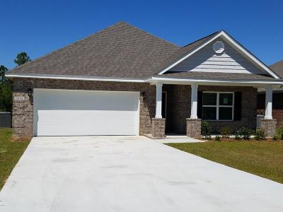 Ocean Springs Single Family Home For Sale: 1255 Lilac Cv
