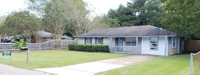 Ocean Springs Single Family Home For Sale: 205 Morris Noble Rd