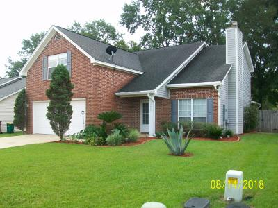 Gulfport Single Family Home For Sale: 16047 S April Dr