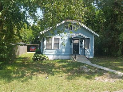 Biloxi MS Single Family Home For Sale: $100,000