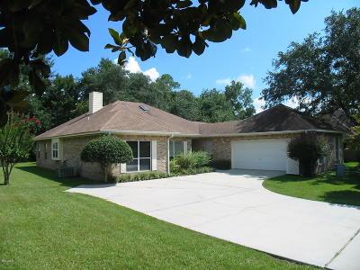 Diamondhead Single Family Home For Sale: 7887 Hilo Way