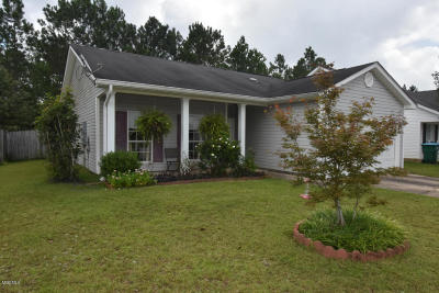 Gulfport Single Family Home For Sale: 14024 Dunnbarton Dr