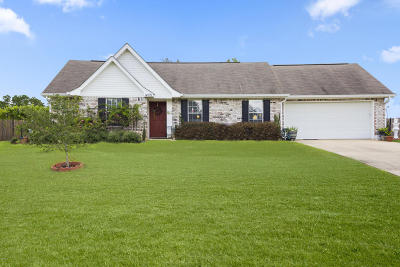 Gulfport Single Family Home For Sale: 14971 Camp Ln