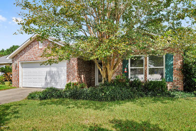 Biloxi MS Single Family Home For Sale: $169,500