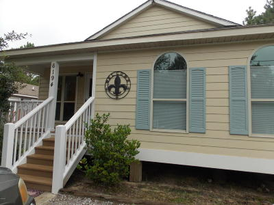 Bay St. Louis Single Family Home For Sale: 6194 W Grenada St