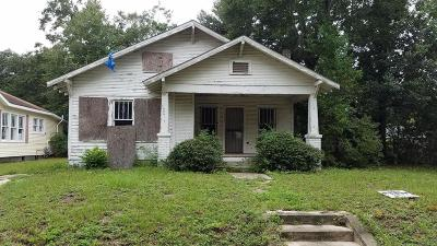 Gulfport Single Family Home For Sale: 1609 Fern Ave