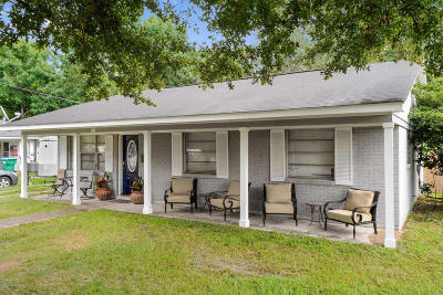 Gulfport Single Family Home For Sale: 2214 Odonnell Blvd