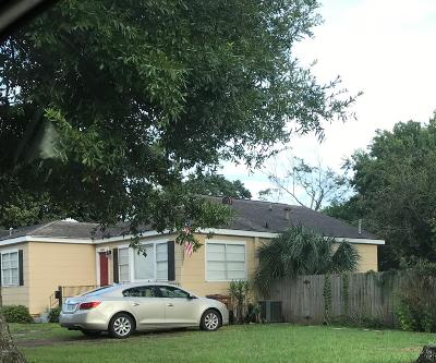 Biloxi MS Single Family Home For Sale: $115,000