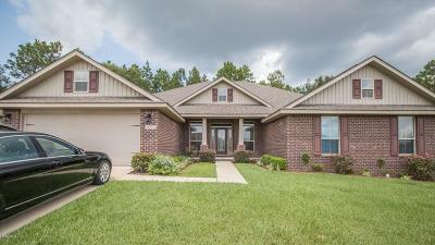 Gulfport Single Family Home For Sale: 19542 Morris Pond Rd