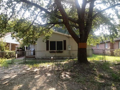 Single Family Home For Sale: 2612 6th Ave