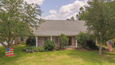 Gulfport Single Family Home For Sale: 12416 Lambrecht Rd