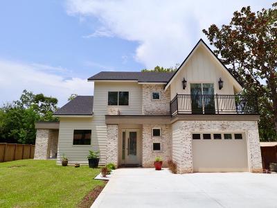 Ocean Springs Single Family Home For Sale: 279 Holcomb Blvd