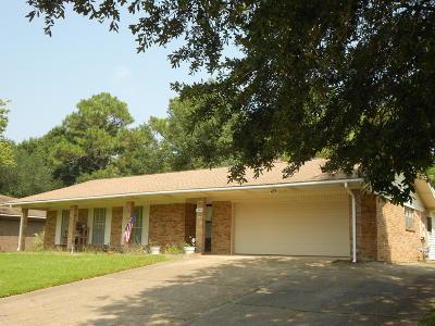 Ocean Springs Single Family Home For Sale: 12404 Cambridge Blvd