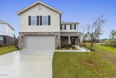 Ocean Springs Single Family Home For Sale: 1221 Pennroyal Ln