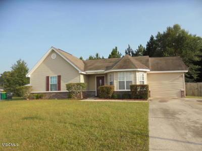 Ocean Springs Single Family Home For Sale: 9104 Margurite Dr