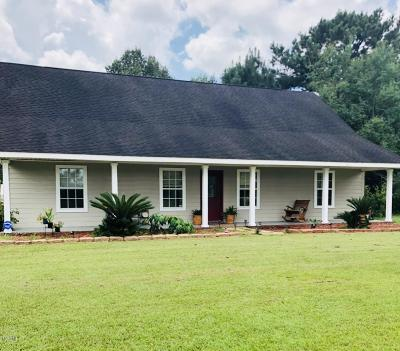 Gulfport Single Family Home For Sale: 23749 Rusuello Dr