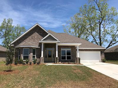 Gulfport Single Family Home For Sale: 10838 Chapelwood Dr