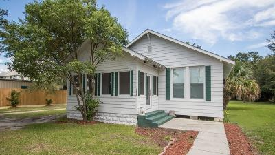 Bay St. Louis Single Family Home For Sale: 458 Ulman Ave