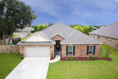 Ocean Springs Single Family Home For Sale: 111 Needlerush Pl