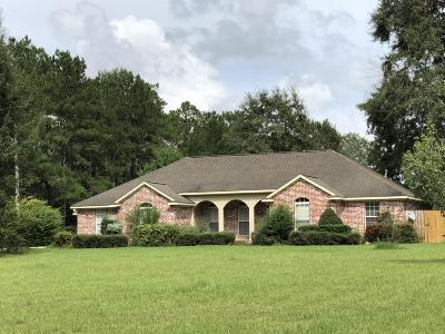 Gulfport Single Family Home For Sale: 15518 Mark West Rd
