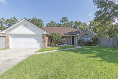 Ocean Springs Single Family Home For Sale: 6908 Summit Cv