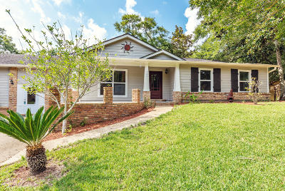 Ocean Springs Single Family Home For Sale: 105 Reynolds Cir